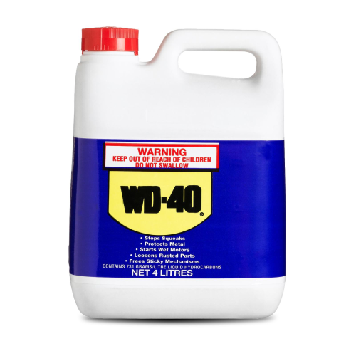 WD40 45040 4L Multipurpose Lubricant|A photo of the WD40 45040 4L Multipurpose Lubricant