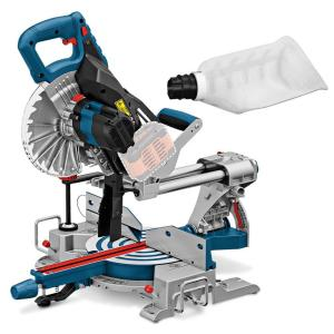 BOSCH 18V BRUSHLESS 216MM BITURBO COMPOUND MITRE SAW SKIN (0601B41040)
