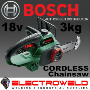 BOSCH 18V Universal Chain Cordless Chainsaw Small (Skin Only) -UniversalChain 18