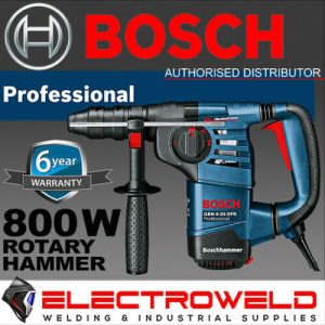 BOSCH 800W SDS Plus Rotary Hammer Drill Impact - GBH4-28DFR