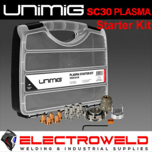 SC30 Plasma Cutter Torch Starter Consumable Kit *for Viper Cut 30* - UMSK30