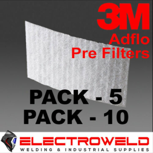 3M Speedglas Pre-Filter for ADFLO / PAPR Welding (836010) - 5 / 10 / 80 PreFilters