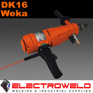 DK16 Weka Core Drill Diamond 2000W Masonry / Stone / Concrete / Rock