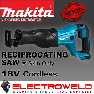 MAKITA 18V Cordless Reciprocating Sabre Saw Li-Ion LXT *Skin Only* DJR186Z