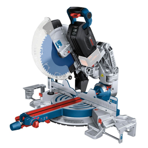 BOSCH 18V BITURBO BRUSHLESS 305MM GLIDE MITRE COMPOUND SAW SKIN - GCM 18V-305 GCD