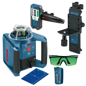 Bosch Blue 300m Green Beam Rotation Laser GRL 300 HVG (0601061703)