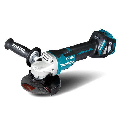 Makita DGA517Z 18V Li-Ion Brushless Cordless 125mm|A photo of the Makita DGA517Z 18V Li-Ion Brushless Cordless 125mm