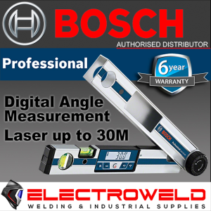 BOSCH Angle Measurer Digital Laser Inclinometer Level - GAM 220 MF