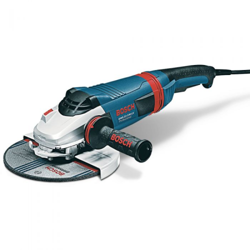 BOSCH 2200W 230MM ANGLE GRINDER GWS22230LV|A photo of the BOSCH 2200W 230MM ANGLE GRINDER GWS22230LV