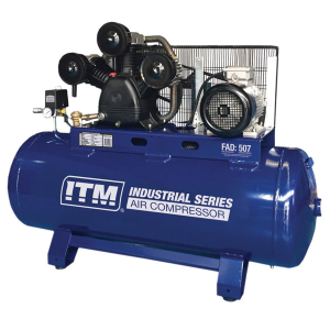 ITM TM353-10270 - 270 Litre / 10hp Industrial Air Compressor