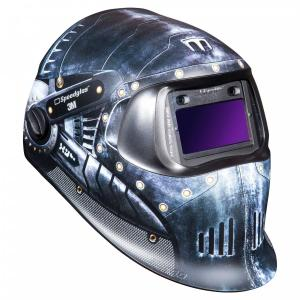 3M™ Speedglas™ Graphic Welding Helmet 100 Trojan Warrior (751620)