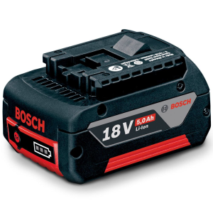 Bosch Blue 18V 5.0Ah GBA Lithium-ion Battery (1600A001Z9)