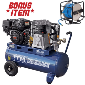 ITM TM352-55060 - 60 Litre / 5.5hp Honda Industrial Air Compressor
