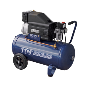 ITM TM350-25050 - 50 Litre / 2.5hp Industrial Air Compressor