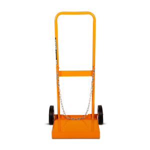 D Size Cylinder Trolley