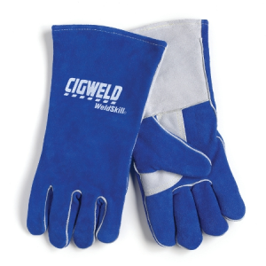 CIGWELD Heavy Duty Weldskill MIG Welding Gloves