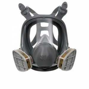 3M™ Full Face Reusable Respirator 6000 Series - Large