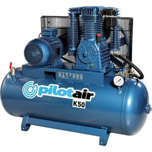 Pilot Air K50 - 268 Litre / 10hp Industrial Air Compressor