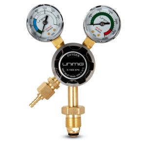 Unimig Twin Gauge Oxygen Regulator