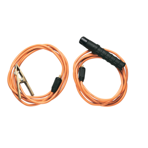 CIGWELD Welding Lead Set – 3m – 200A|A photo of the CIGWELD Welding Lead Set – 3m – 200A