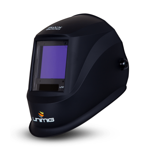 RWX6000 Automatic Helmet Facing Left|A Photo of the RWX6000 Automatic Helmet Facing Left